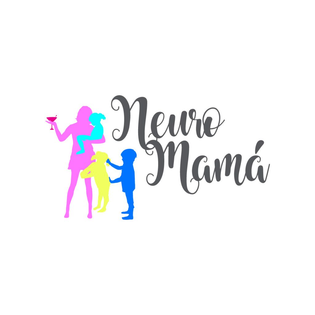 NeuroMamá Blog Logo Neuro mamá